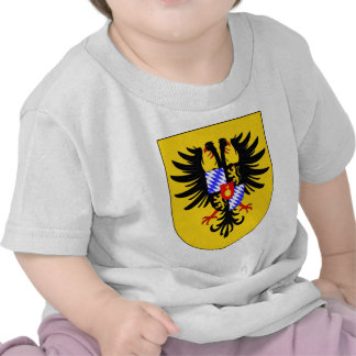 Charles VII Arms imperial Coat Holy Roman Emperor T-shirt