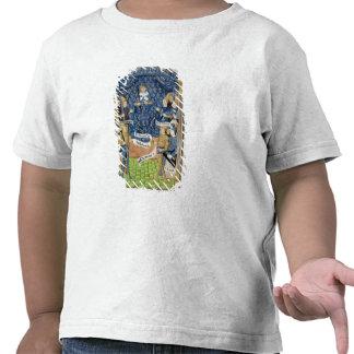 Charles VII rodeado por su corte Camiseta
