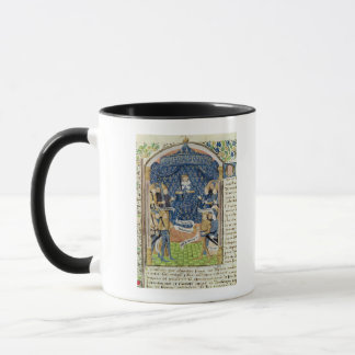Charles VII  Surrounded by his Court Mug