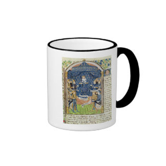 Charles VII  Surrounded by his Court Coffee Mug