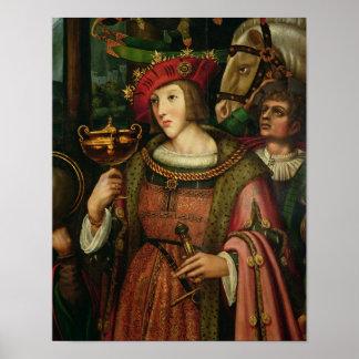 Charles Vth  of Spain Poster