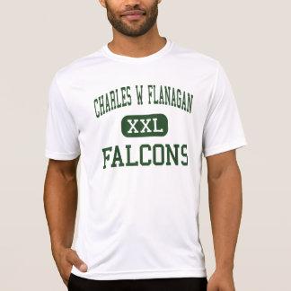 Charles W Flanagan - Falcons - Pembroke Pines T-shirts