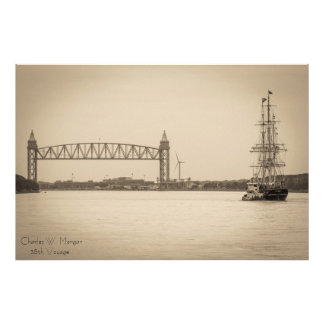 Charles W. Morgan 38th Voyage Photo Print