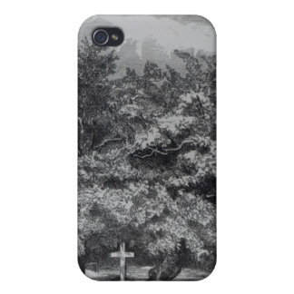 Charles Waterton's Grave iPhone 4 Cover