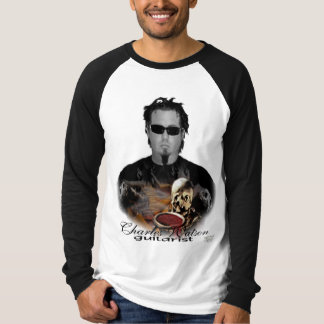 CHARLES WATSON - Guitarist Tee Shirts