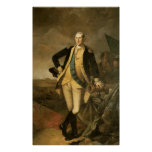 Charles Willson Peale George Washington Póster