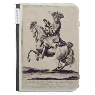 Charles XI (1655-97) (engraving) Cases For Kindle