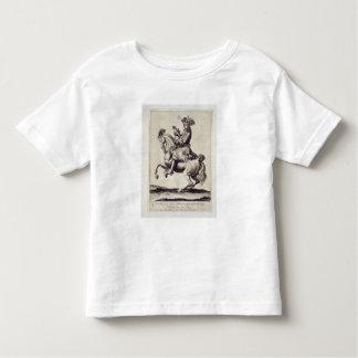 Charles XI (1655-97) (engraving) Toddler T-shirt