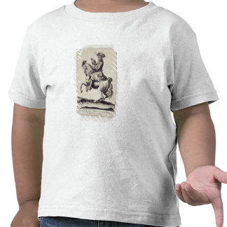 Charles XI (1655-97) (engraving) Tee Shirt