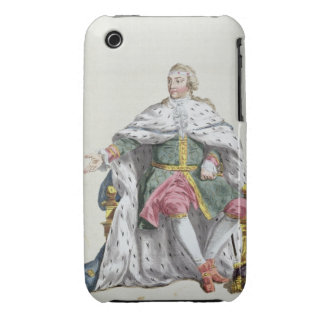 Charles XII (1682-1718) King of Sweden from 'Receu Case-Mate iPhone 3 Case