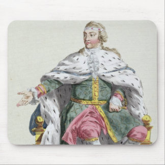 Charles XII (1682-1718) King of Sweden from 'Receu Mouse Pad