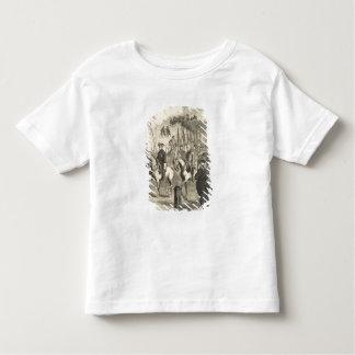 Charles XII of Sweden entering Copenhagen Toddler T-shirt