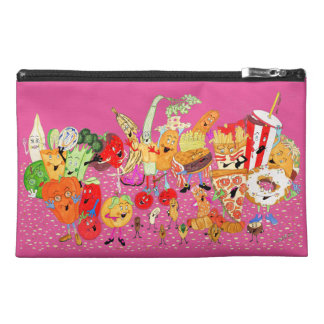 """Charlespals 9""""x6"""" Hot Pink Pencil Case"""