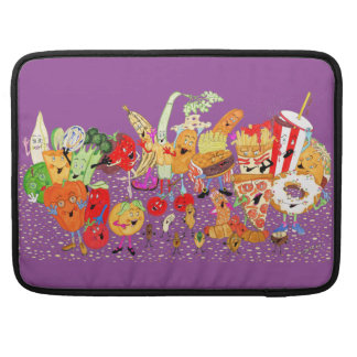 "'Charlespals' Lilac Macbook Pro 15"" Sleeve"