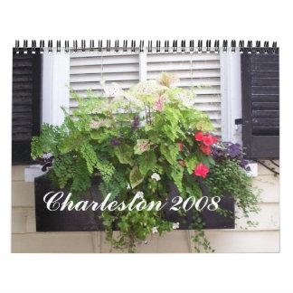 Charleston 2008 calendario de pared