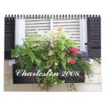 Charleston 2008 calendars
