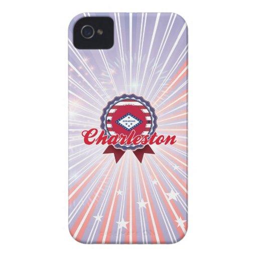 Charleston, AR Case-Mate iPhone 4 Cárcasa