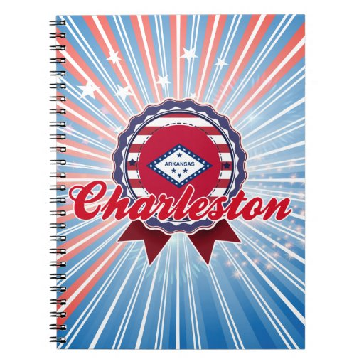 Charleston, AR Cuaderno
