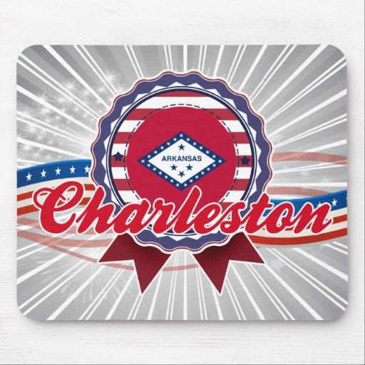 Charleston, AR Alfombrilla De Ratones