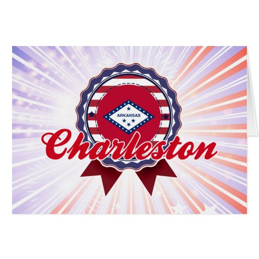 Charleston, AR Tarjeton