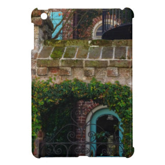 Charleston Architecture - Ivy & Iron Cover For The iPad Mini