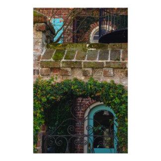 Charleston Architecture - Ivy & Iron Stationery