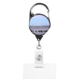 Charleston Bay Badge Holder