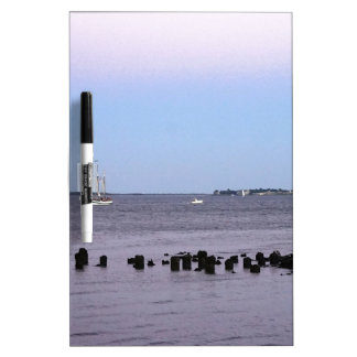 Charleston Bay Dry-Erase Board