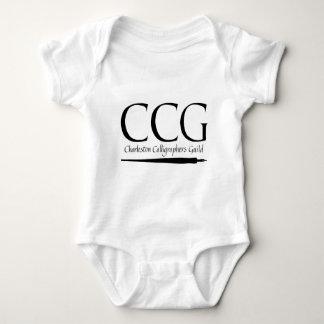 Charleston Calligraphers Guild Baby Bodysuit