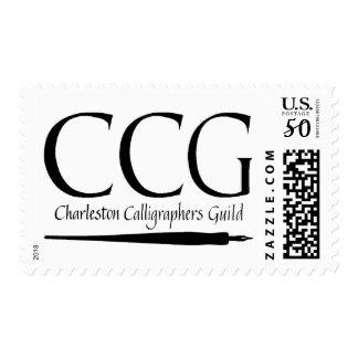 Charleston Calligraphers Guild Postage