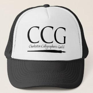 Charleston Calligraphers Guild Trucker Hat