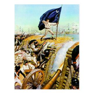 Charleston Carolina del Sur junio de 1776