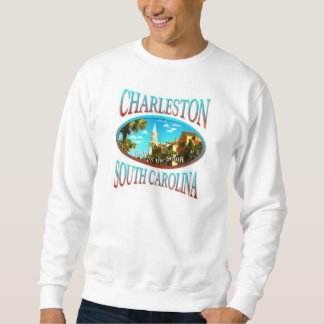 Charleston Carolina del Sur Sudadera