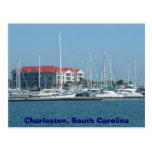 Charleston, Carolina del Sur Tarjeta Postal