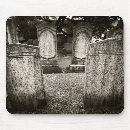 Charleston Cemetery Mousepad