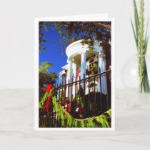 Charleston Christmas Holiday Card