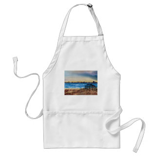 Charleston Coastline Adult Apron