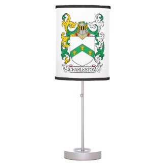 Charleston Coat of Arms I Table Lamp