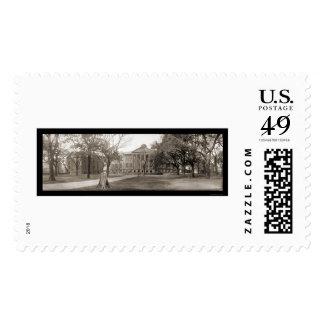 Charleston College SC Photo 1909 Postage Stamp