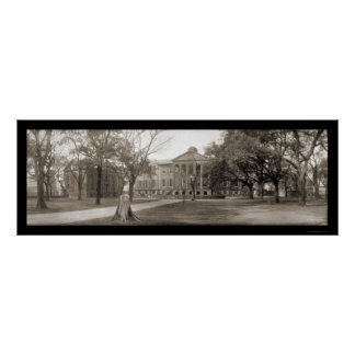 Charleston College SC Photo 1909 Print