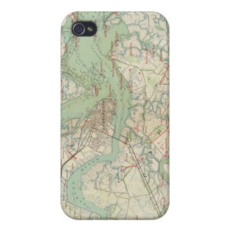 Charleston, defenses iPhone 4 covers