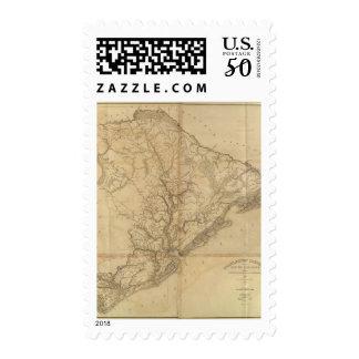 Charleston District, South Carolina Postage