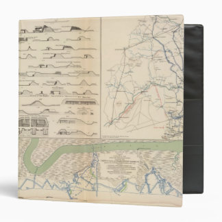 Charleston Harbor, Army of the Potomac operations Binder