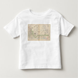 Charleston Harbor, Army of the Potomac operations Toddler T-shirt