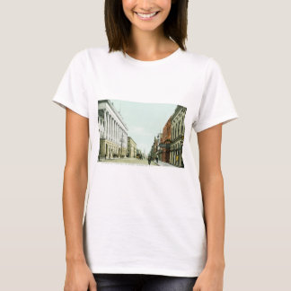 Charleston Hotel and Meeting Street, Charleston,SC T-Shirt