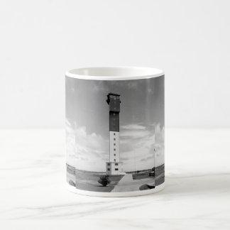 Charleston Lighthouse Classic White Coffee Mug