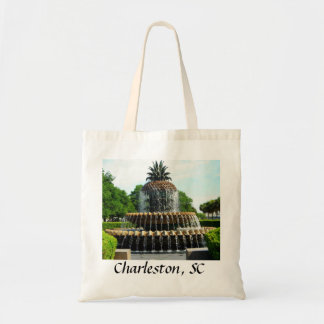Charleston Pineapple Tote Bag