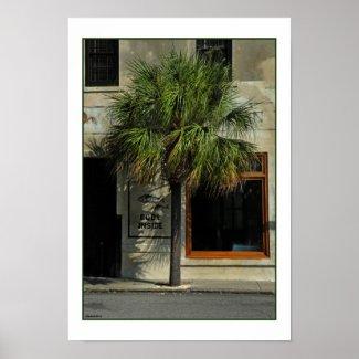 Charleston Poster Print print