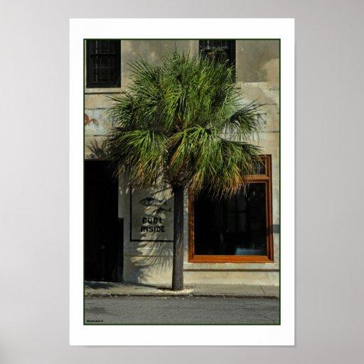 Charleston Poster Print