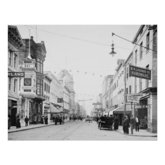 Charleston, SC, 1910 Impresiones